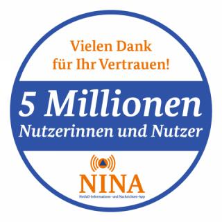 Informiert bleiben in Ausnahmesituationen - NINA